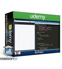 دانلود Udemy Kivy Bootcamp : Build 15 Project