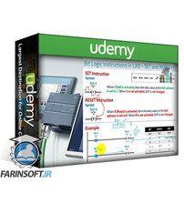 دانلود Udemy Learn Siemens S7-1200 PLC & HMI from Scratch using TIA