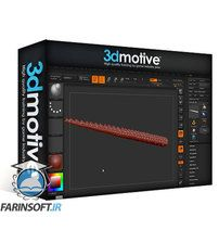 دانلود 3DMotive Intro to Zbrush Volume 1-4