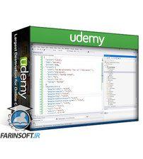 دانلود Udemy ASP NET Core (ASP.NET 5),MVC 6,C#,Angular4 & EF Crash Course
