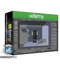 دانلود Udemy Blender 3D – Fluid Simulation Guide