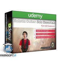 دانلود Udemy Guitar Solo: Interval Training and Guitar Improvisation
