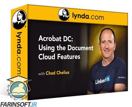 دانلود Lynda Acrobat DC: Using the Document Cloud Features