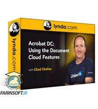 دانلود Lynda Acrobat DC: Using the Document Cloud Features