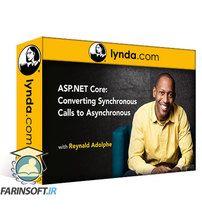 دانلود Lynda ASP.NET Core: Converting Synchronous Calls to Asynchronous