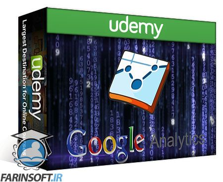 دانلود Udemy Traffic Measurement and Google Analytics