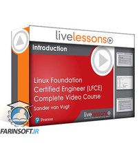 دانلود LiveLessons Linux Foundation Certified System Administrator (LFCS) Part 1-2