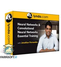دانلود Lynda Neural Networks and Convolutional Neural Networks Essential Training