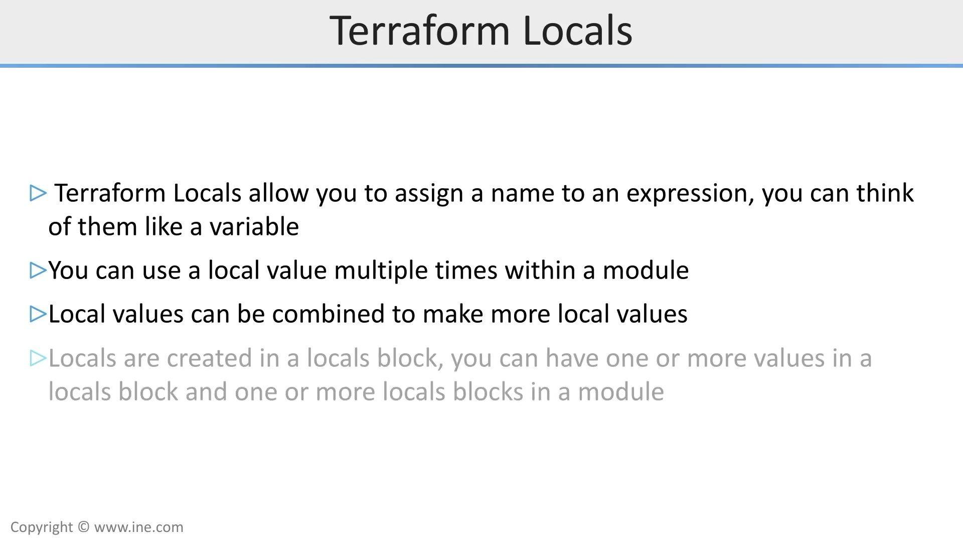 Terraform Modules