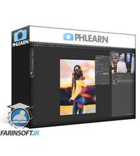 دانلود PhLearn How to Master Color & Tone in Photoshop