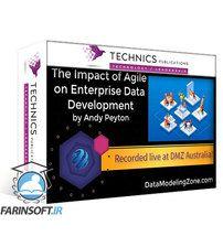 دانلود Technics Publications The Impact of Agile on Enterprise Data Development