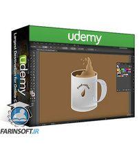دانلود Udemy The Business Graphic Design with Photoshop & Illustrator