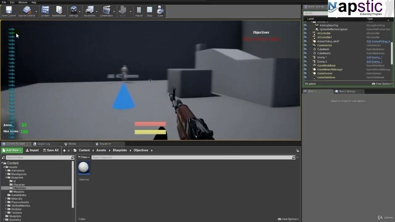 Creating In Unreal Engine 4
