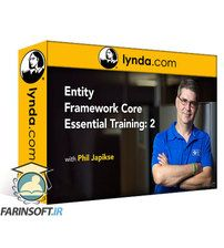 دانلود Lynda Entity Framework Core Essential Training: 2