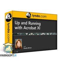 دانلود Lynda Learning Acrobat XI
