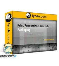 دانلود Lynda Print Production: Packaging