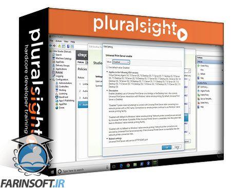 دانلود PluralSight Citrix XenDesktop 7 15 LTSR: Citrix