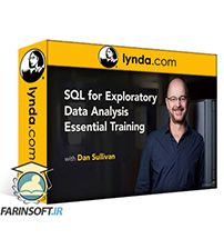 دانلود Lynda SQL for Exploratory Data Analysis Essential Training