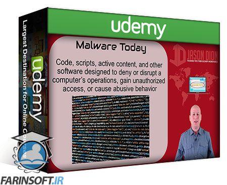دانلود Udemy Introduction to Malware Analysis for Incident Responders