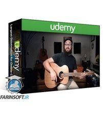 دانلود Udemy Learn To Master The Guitar – The Complete Guitar Course!