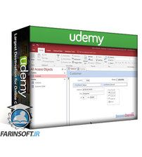 Udemy Microsoft Access VBA, Design and Advanced Methods Workshop 1