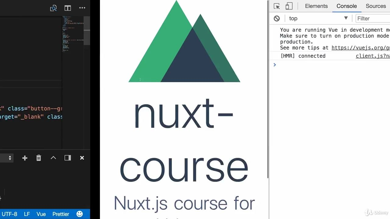 Nuxt Nested Routes