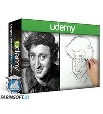 دانلود Udemy Art of Caricature with Court Jones