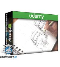 دانلود Udemy Sketching Like a Pro using Pens, Inks and Watercolors