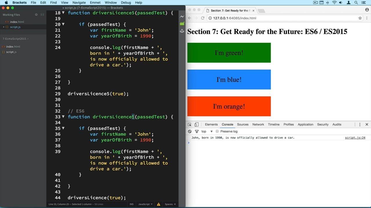 دانلود Udemy The Complete JavaScript Course 2018: Build Real Projects!