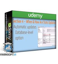 Udemy Understanding Statistics In SQL Server