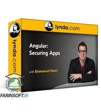 دانلود Lynda Angular: Securing Apps
