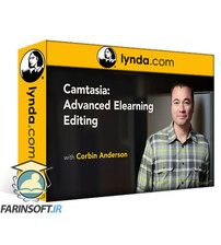دانلود Lynda Camtasia: Advanced Elearning Editing