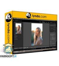 Lynda Portrait Project: Industrial Photo Post-Production