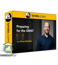 دانلود Lynda Preparing for the GMAT