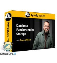 دانلود Lynda Database Foundations: Storage