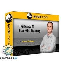 دانلود Lynda Learning Captivate 8