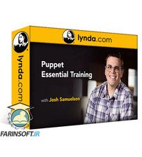 دانلود Lynda Puppet Essential Training