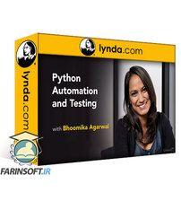 دانلود Lynda Python Automation and Testing