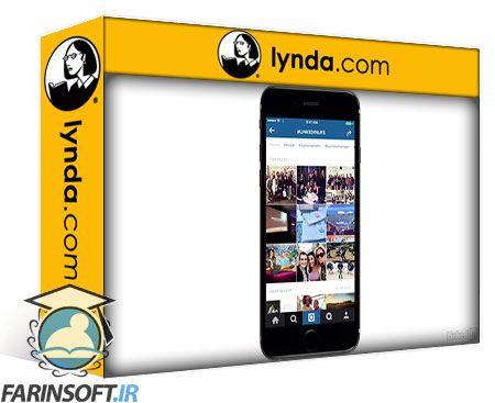 دانلود Lynda Learning Instagram