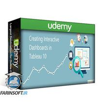 Udemy Creating professional Interactive Dashboards in Tableau 10