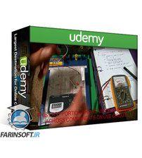دانلود Udemy How to Make Basic Electronic Measurement with Digital Meter