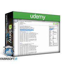 دانلود Udemy Learn Excel Macros to Create Advanced Tracker via VBA Forms