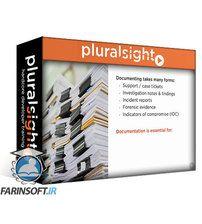 دانلود PluralSight Communicating and Documenting Security Incidents