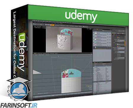 دانلود Udemy Foundry Texturing a Product Package