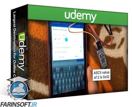 دانلود Udemy 8051 Microcontroller – Embedded C and Assembly Language