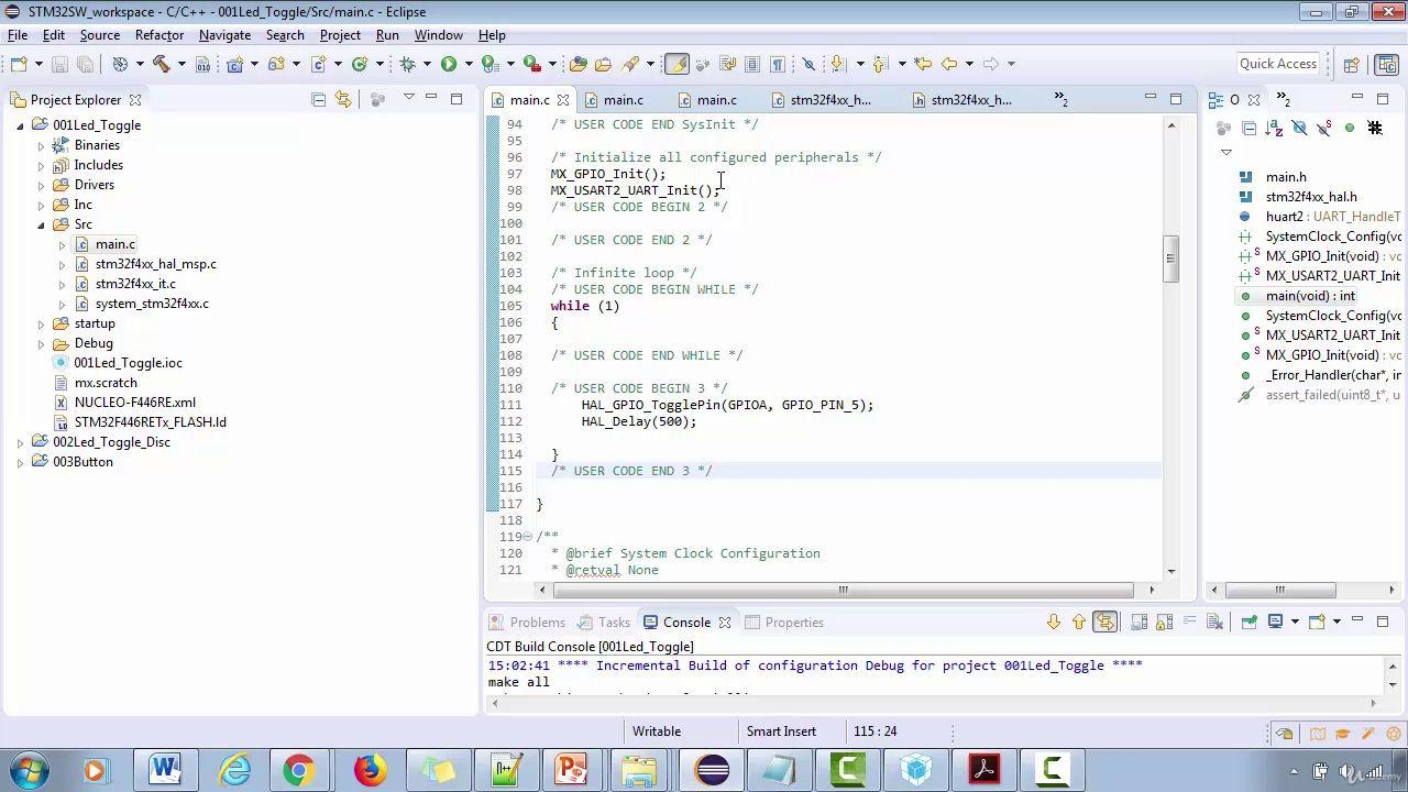 Udemy Embedded Systems Programming On Arm Cortex M3m4 Processor