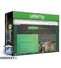 دانلود Udemy UI Design with Photoshop from Beginner to Expert in 15 days
