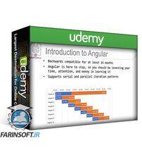 دانلود Udemy Material for Angular 6 – UI UX Ivy League Instructor