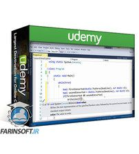 دانلود Udemy Learn C# with Visual Studio 2017 and Console Programs