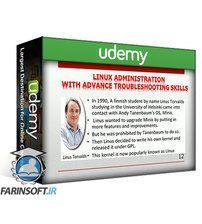 دانلود Udemy Linux Administration with Advance Troubleshooting Skills